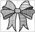 Blackwork Bow